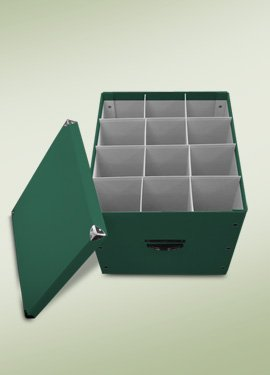 Byers' Choice Caroler Condo Storage Box #677