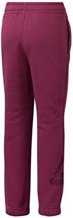 Reebok G Elem Fleece Fille Pantalon de surv/êtement G Elem Polaire