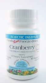 Eclectic Institute Cranberry -- 300 mg - 90 Vegetarian Capsules