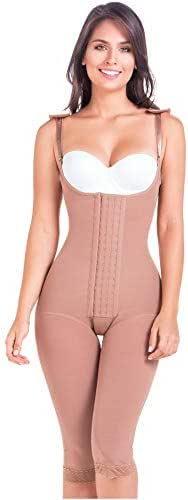 MARIAE 9152 Compression Garments After Liposuction Fajas Colombianas Moldeadoras