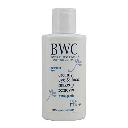 Beauty Without Cruelty Creamy Eye Make-up Remover, 4 fl. oz. from Beauty Without Cruelty