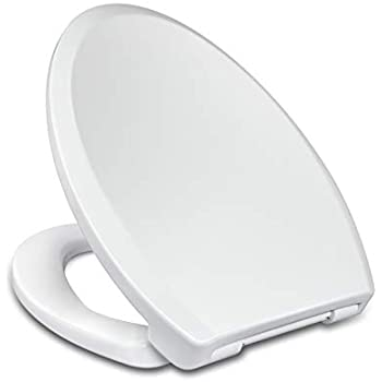 Elongated Toilet Seats With Lid Quiet Close Fits