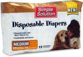 Pupsters Disposable Diapers