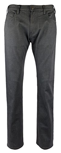 Armani Men's Stretch Slim Fit J45 Jeans Pants-G-36Wx30L by GIORGIO ARMANI