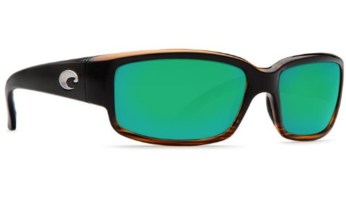 Costa Del Mar CL52OGMP Caballito Sunglass, Coconut Fade Green - Caballito Sunglasses Costa