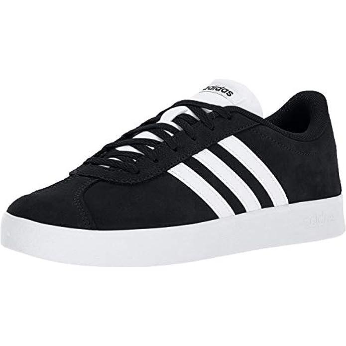 adidas Unisex-Child Vl Court 2.0 Sneaker