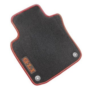 Genuine Volkswagen GLI MOJOMATS® Carpet Floor Mats - SET OF 4