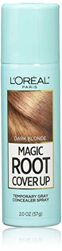 Loreal Root Cover Up Spray Dark Blonde 2 Ounce (59ml) (2 Pack) -