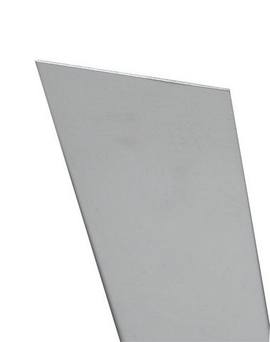 K&S Precision Metals 83070 Aluminum Sheet, 0.064