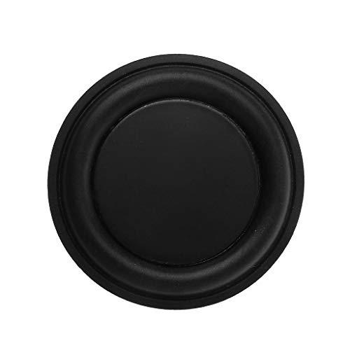- Kofun 62mm Passive Radiator Subwoofer Speaker Vibration Membrane Bass Rubber Woofers