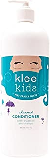 product image for Luna Star Naturals Klee Kids Charmed Conditioner with Argan Oil and Mango Butter, 32 Ounce