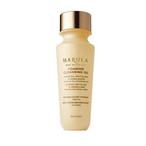 Marula Pure Beauty Oil Foaming Cleansing Oil ,7.10 Fl -