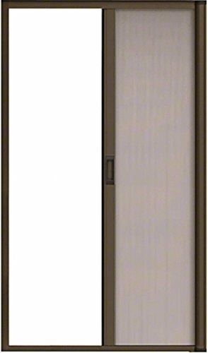Screen Retractable Kit Door (Bronze 96