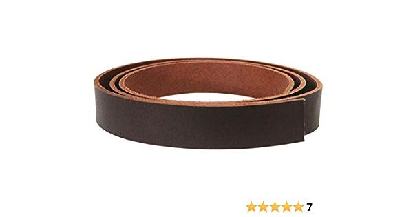 Belt,100/% Buffalo Leather,95-120 Cm New!* Elegant*-3cm.Wide Leather Belt