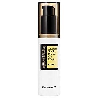 COSRX Advanced Snail Peptide Eye Cream, 0.85 fl.oz / 25ml   Snail Secretion Filtrate 72%   Korean Skin Care, Cruelty Free, Paraben Free