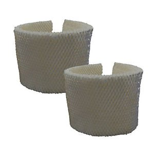 Air Filter Factory 2-Pack Compatible Replacement for Kenmore 14906 Humidifier Wick Drum Filter 7-7/8'' x 30-7/8'' x 1'' RP3002 by Air Filter Factory