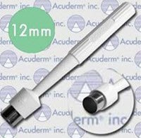 2325454 Acu-Punch 12mm 25 Per Box sold as Individually Pt# P1225 by Acuderm, Inc