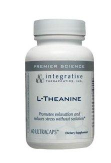 Thérapeutique d'intégration - L-théanine 100 mg 60 caps