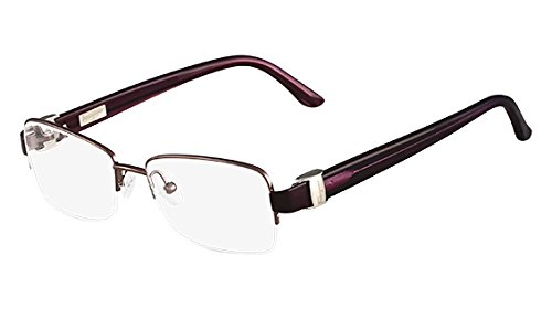 (Salvatore Ferragamo Prescription Eyeglasses - SF2112 - Antique Pink (662))