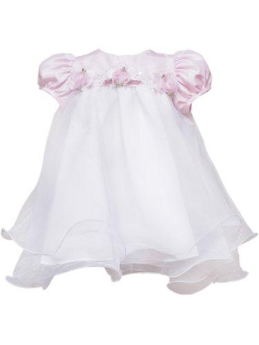 Rare Editions Baby Girls' Wire Hem Dress