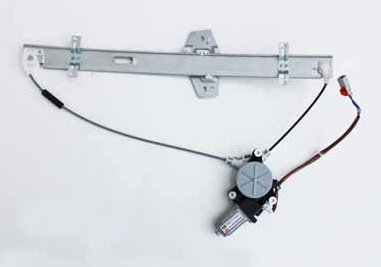 TYC 660121 Honda Odyssey Front Passenger Side Replacement Power Window Regulator Assembly with Motor