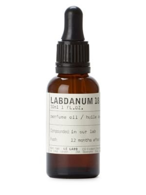 Labdanum 18 Perfume Oil/1 oz.