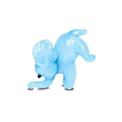 Tynies Animals Ella - Elephant * Colors May Vary * Glass Figure by Tynies [parallel import goods]