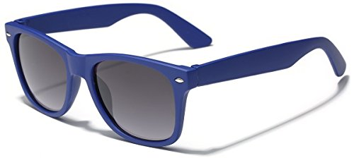 Kids Soft Frame Sunglasses AGE 3-12 - Navy