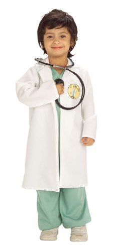 Lil' Doc Toddler Costume - -