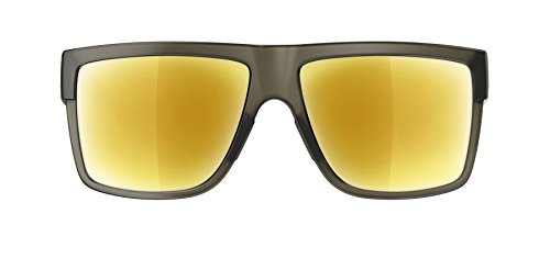 Adidas a427 6066 Olive Matte / Gold 3Matic Square Sunglasses Lens Category 3 (Adidas Gold Lens)