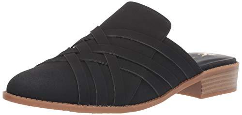 BC Footwear Women's Reflection Pool Mule Black 8.5 Medium US ()
