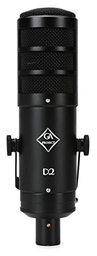 (Golden Age Project D2 Large-diaphragm Dynamic Microphone)