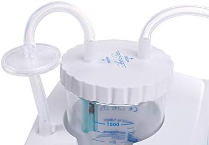 Aspirador Quirurgico de secreciones portátil aspiración 15 litros ...