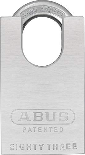 - Abus 83CS/50-900 S2, 83234 83 Series Chrome Arrow Keyway Padlock (Pack of 5 pcs)