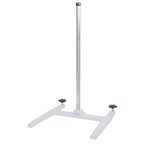 CAFRAMO LIMITED A110 Model A110 Safety Stand, Stainless Steel, 1'' Diameter, 11 lb.