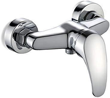 銅片持ちシャワー蛇口簡易シャワーの花セット三角シャワー壁掛け式 浴室蛇口804-3