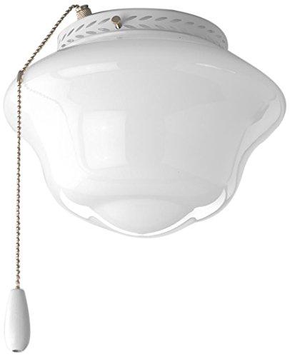 Progress Lighting P2644-30WB Fan Light Kit, White ()