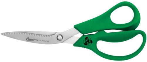 Acme United Scissors - Clauss 18592 8-Inch Enviro-Line Titanium Bonded Detachable Shear