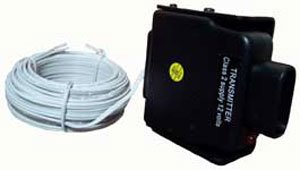 Genie Garage Door Openers 36450B Safety Sensor Transmitter with wire and connector by Genie