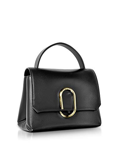 AP18A053NPPBLK Handbag Lim 3 Phillip Women's Black 1 Leather PwIq0