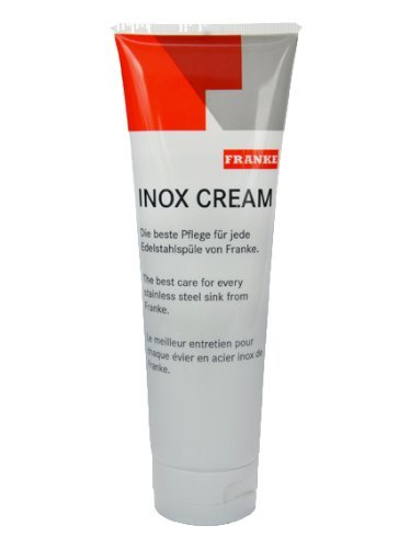 Franke 903 Inox Cream 8.5oz (250ml) by Franke