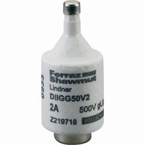 Mersen Diazed-Sicherungseinsatz DII 6A 5Stk.