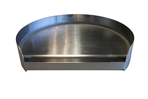 Little Griddle Kettle-Q KQ17R Round Griddle for Round Grills
