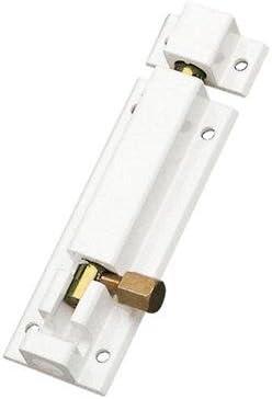 Multicolor Amig 6100400759 Pasador Aluminio Lacado Blanco 500//60