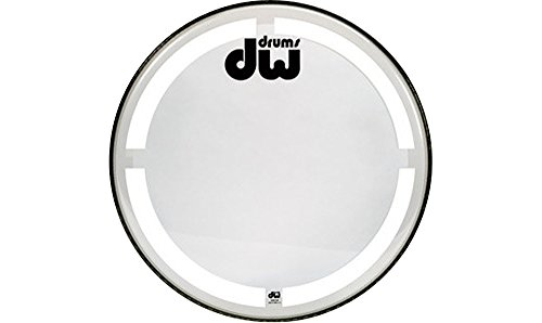 Dw Collectors Kit (Bass Drum Heads 22 inch, Clear W/ Coated O-ring)
