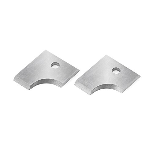 Amana Tool RCK-288 Pair of Solid Carbide Insert Replacement