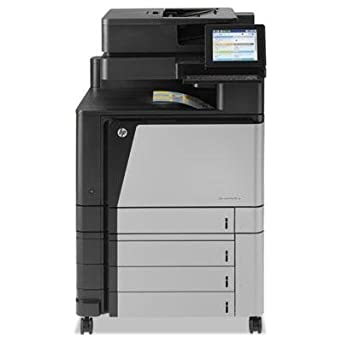 Amazon.com: HP Color LaserJet Enterprise flow M880 impresora ...