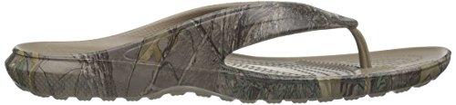 Khaki Flip Realtree Crocs Unisex Xtra Classic Flop OqnBIY