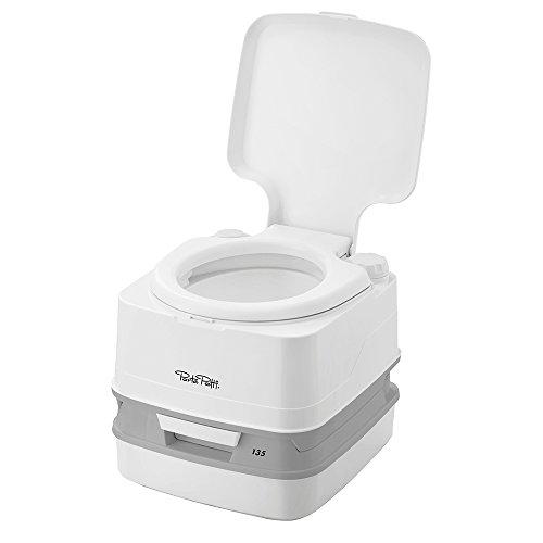 - Thetford Porta Potti 135 Marine Toilet w/Hold Down Kit [92861]