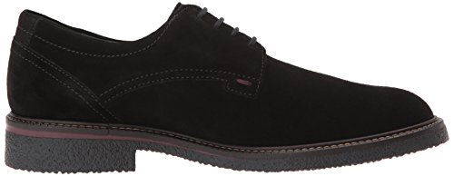Mephisto Mens Gianni Oxford Nero Velours